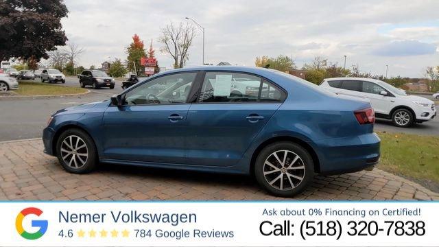 Certified Pre-Owned 2016 Volkswagen Jetta Sedan 1.4T SE
