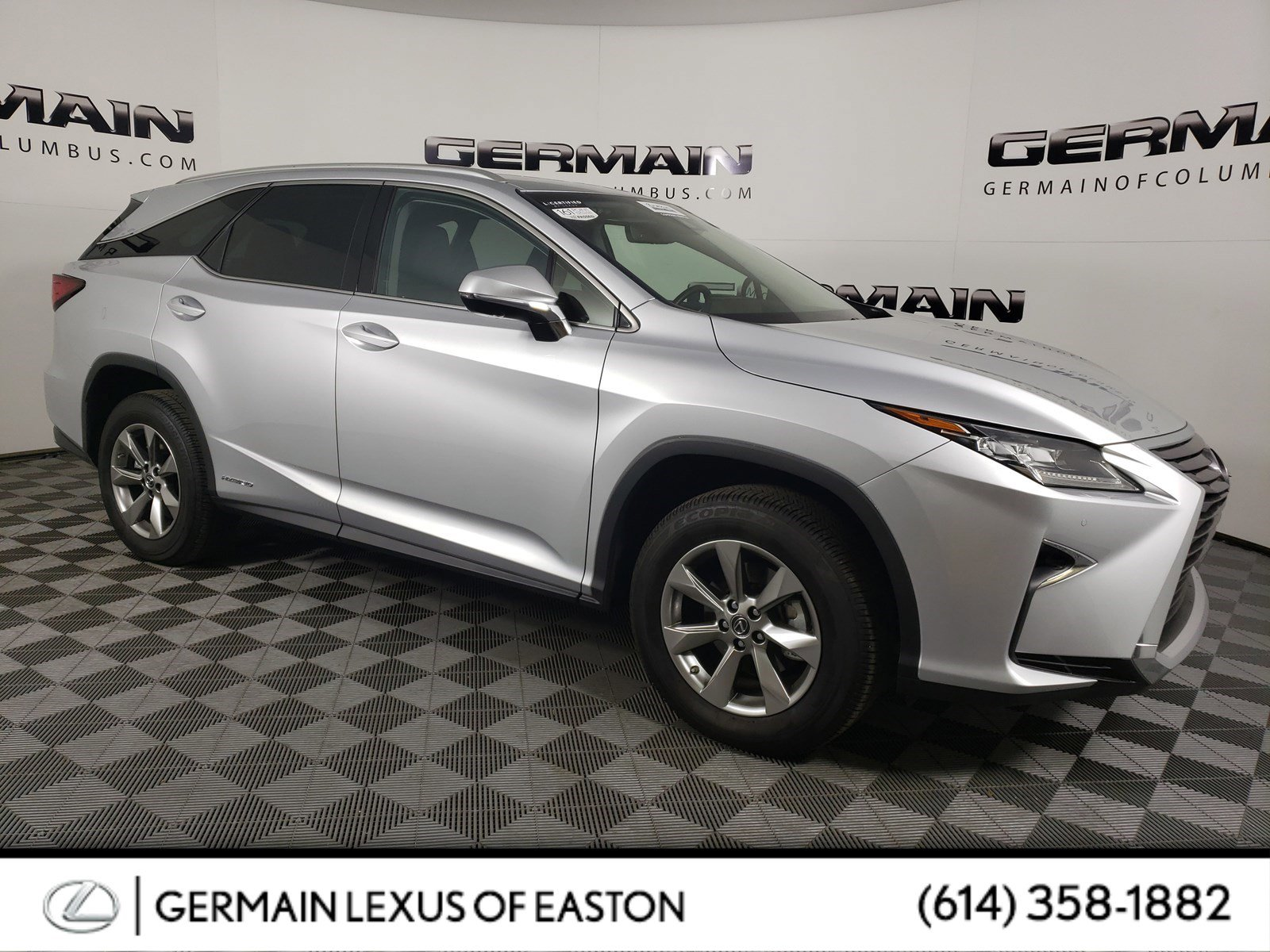 Certified Pre-Owned 2019 Lexus RX 450hL