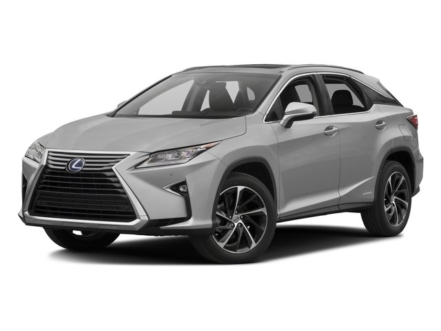 Certified Pre-Owned 2016 Lexus RX 450h 450h