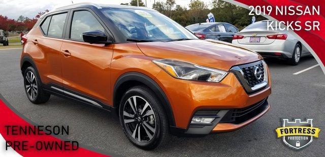 Pre-Owned 2019 Nissan Kicks SR