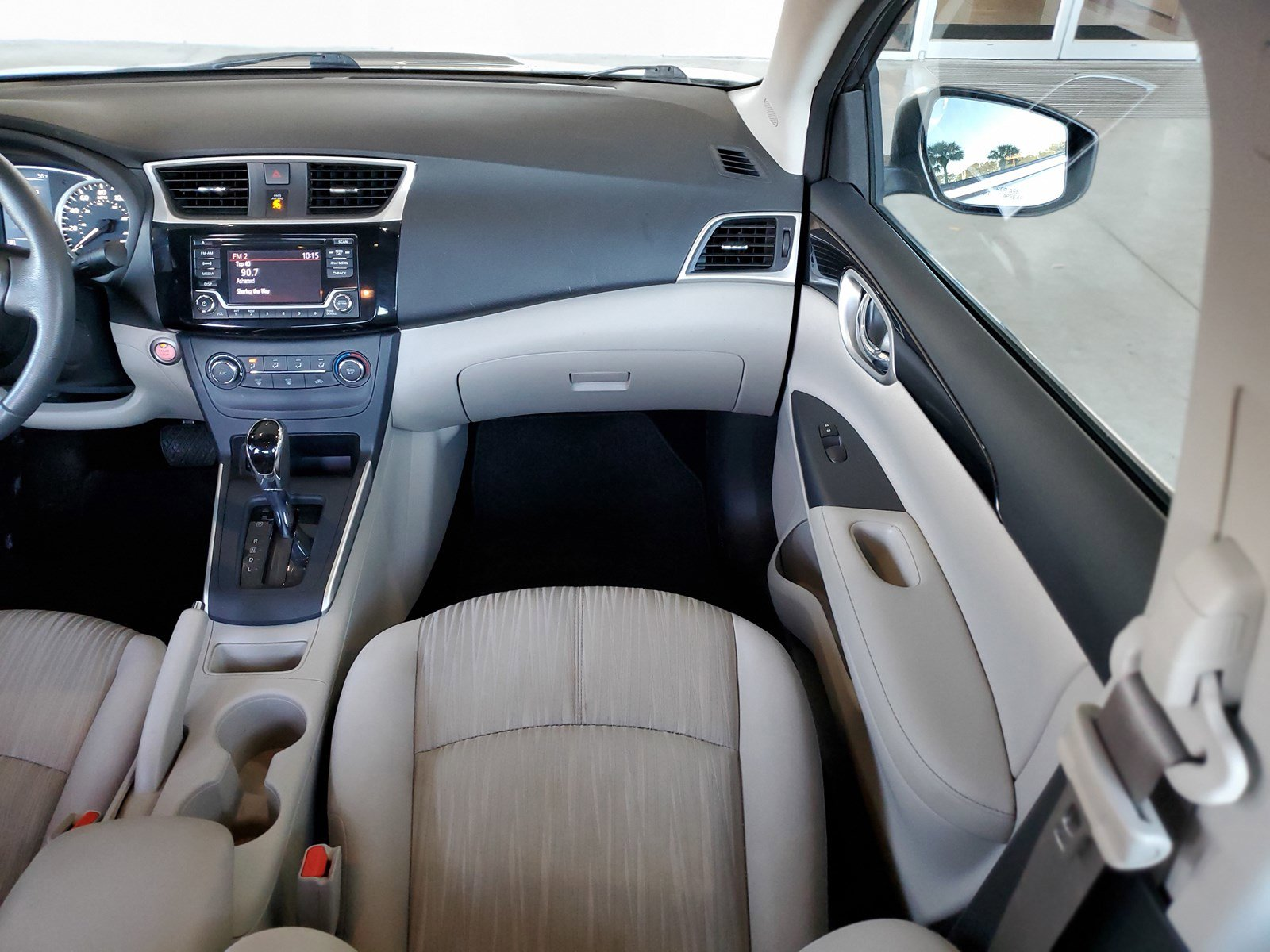 Pre-Owned 2017 Nissan Sentra SV