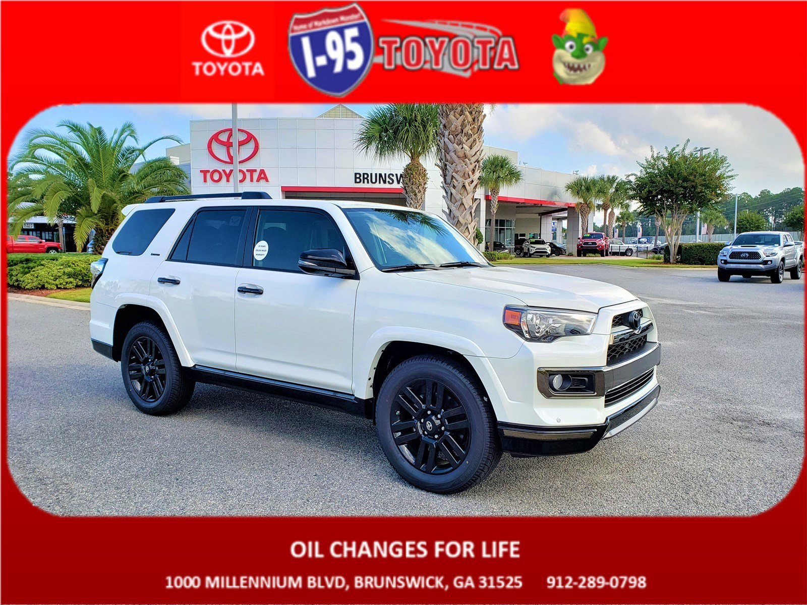 2019 Toyota 4Runner LIMITED NIGHTSHAD