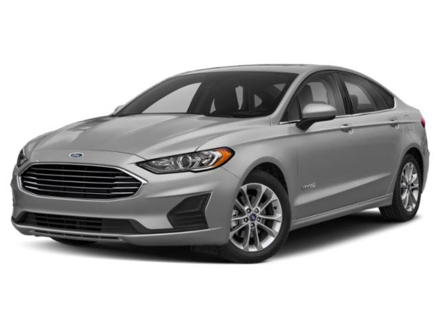 Pre-Owned 2019 Ford Fusion Hybrid SE FWD 4dr Car