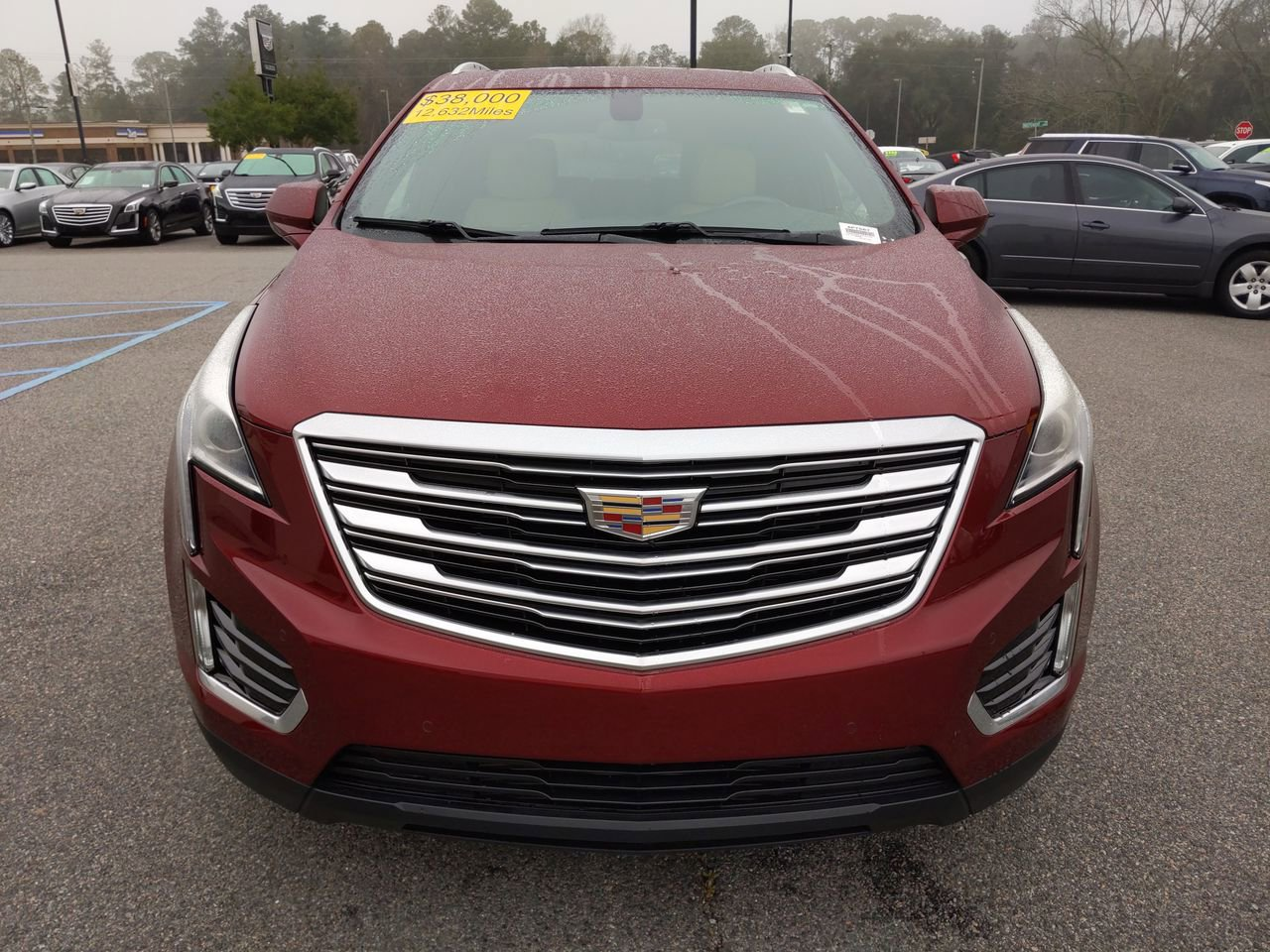 Pre-Owned 2018 Cadillac XT5 Luxury FWD
