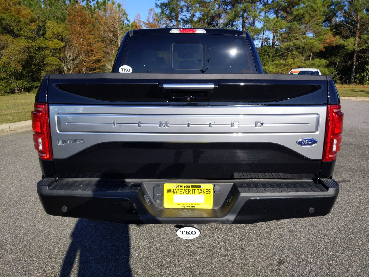 Pre-Owned 2017 Ford F-150 Limited