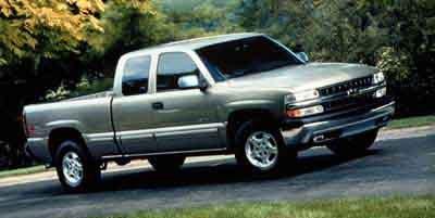 Pre-Owned 2000 Chevrolet Silverado 1500 LS