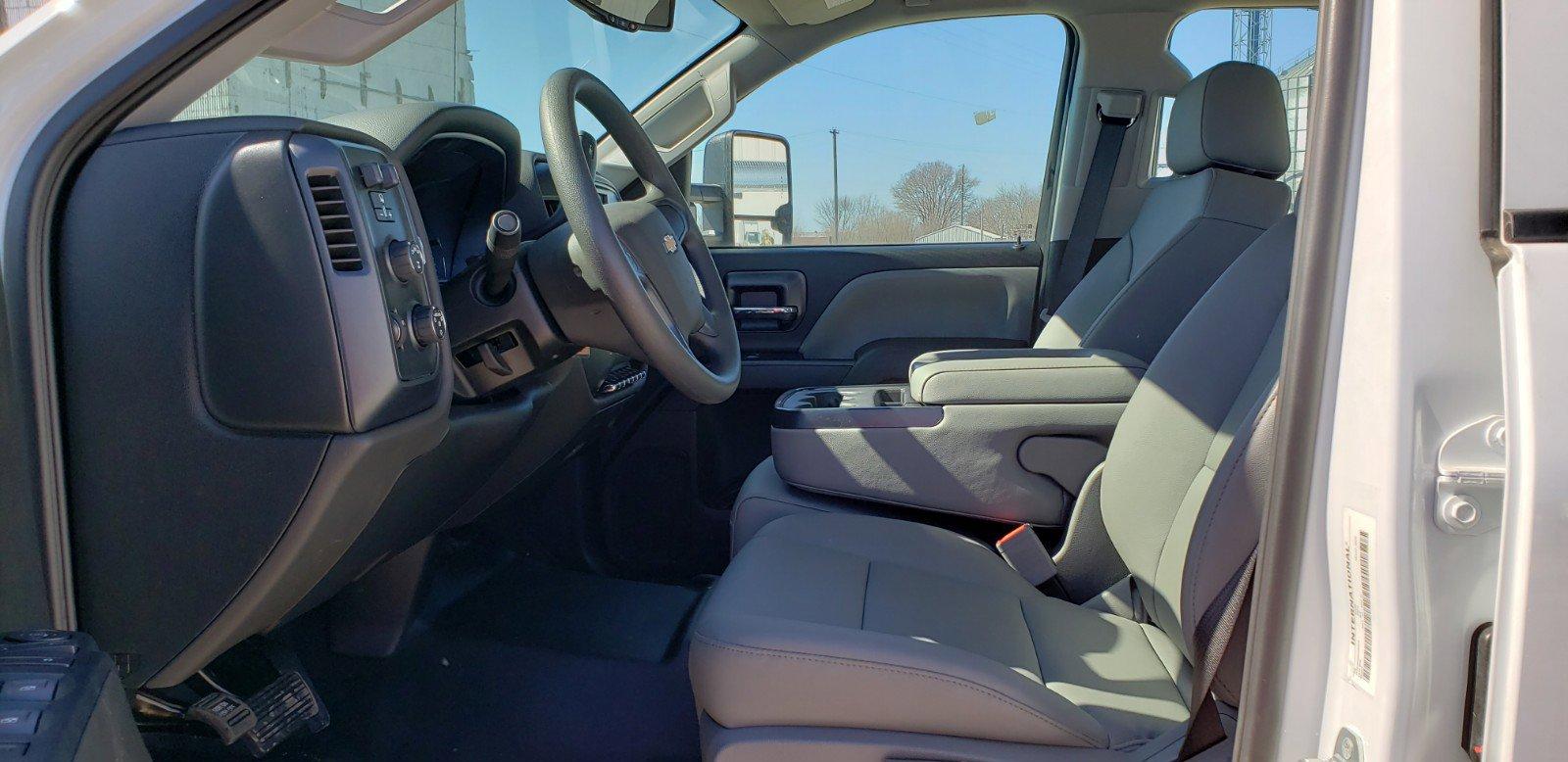 New 2019 Chevrolet Silverado MD Work Truck