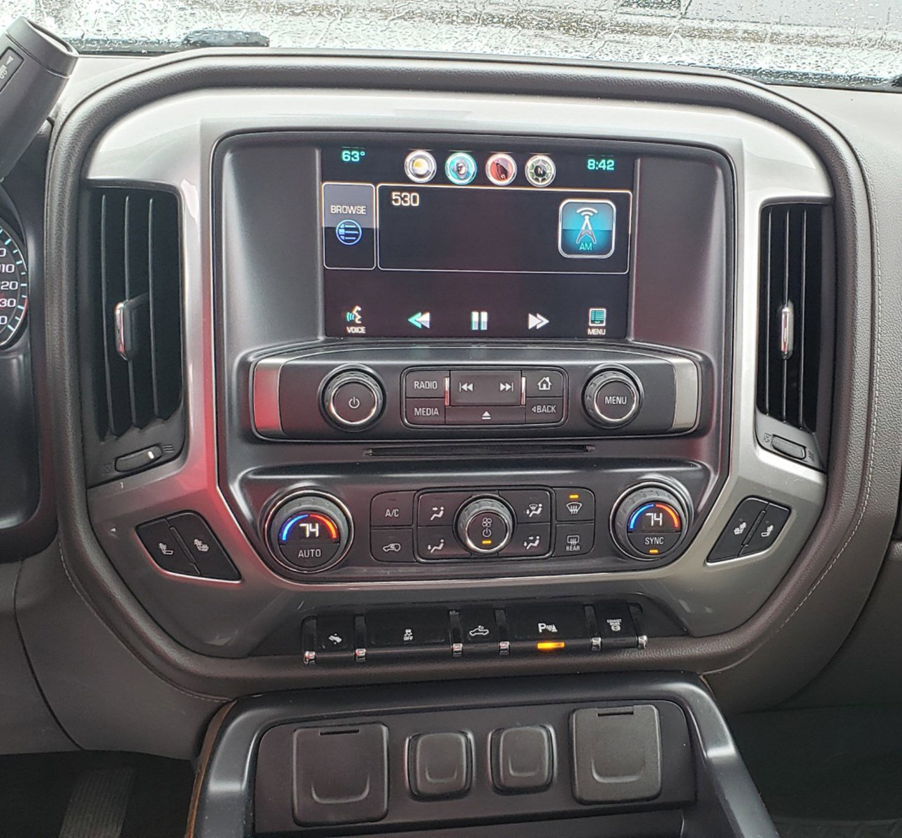 Pre-Owned 2015 Chevrolet Silverado 3500HD Built After Aug 14 LTZ