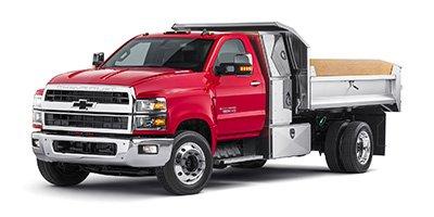 New 2020 Chevrolet Silverado MD Work Truck
