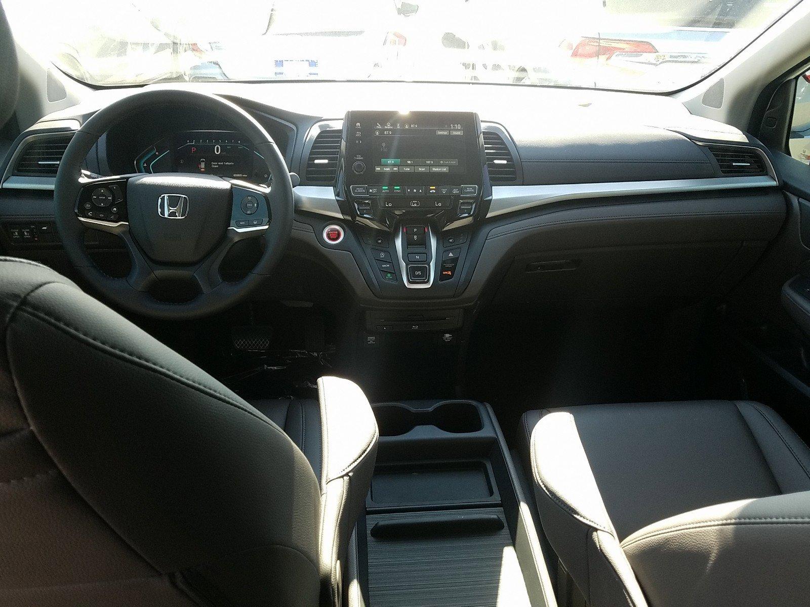 New 2020 Honda Odyssey EX-L w/Navi/RES