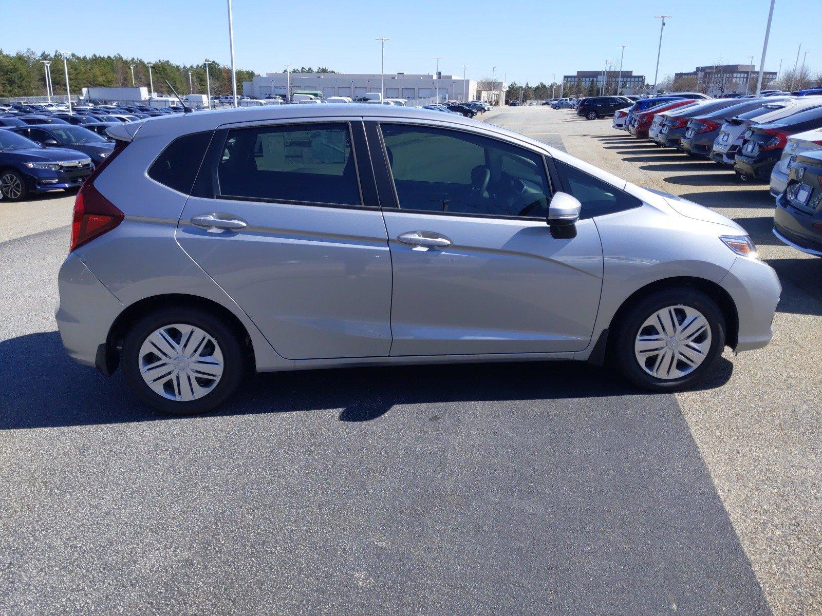 New 2020 Honda Fit LX