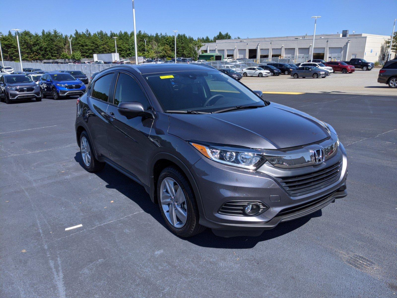 New 2020 Honda HR-V EX-L