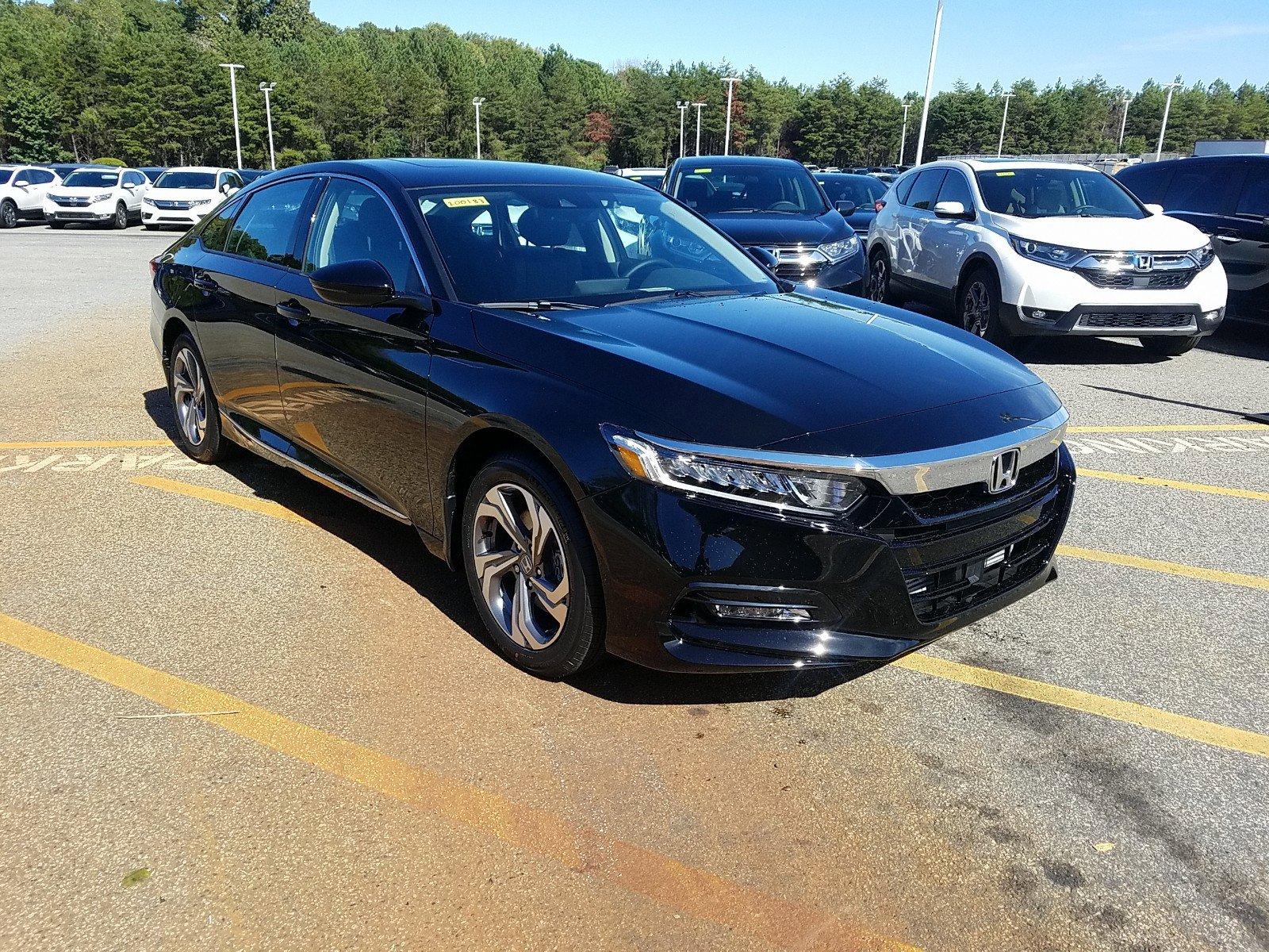 New 2020 Honda Accord EX-L 2.0T
