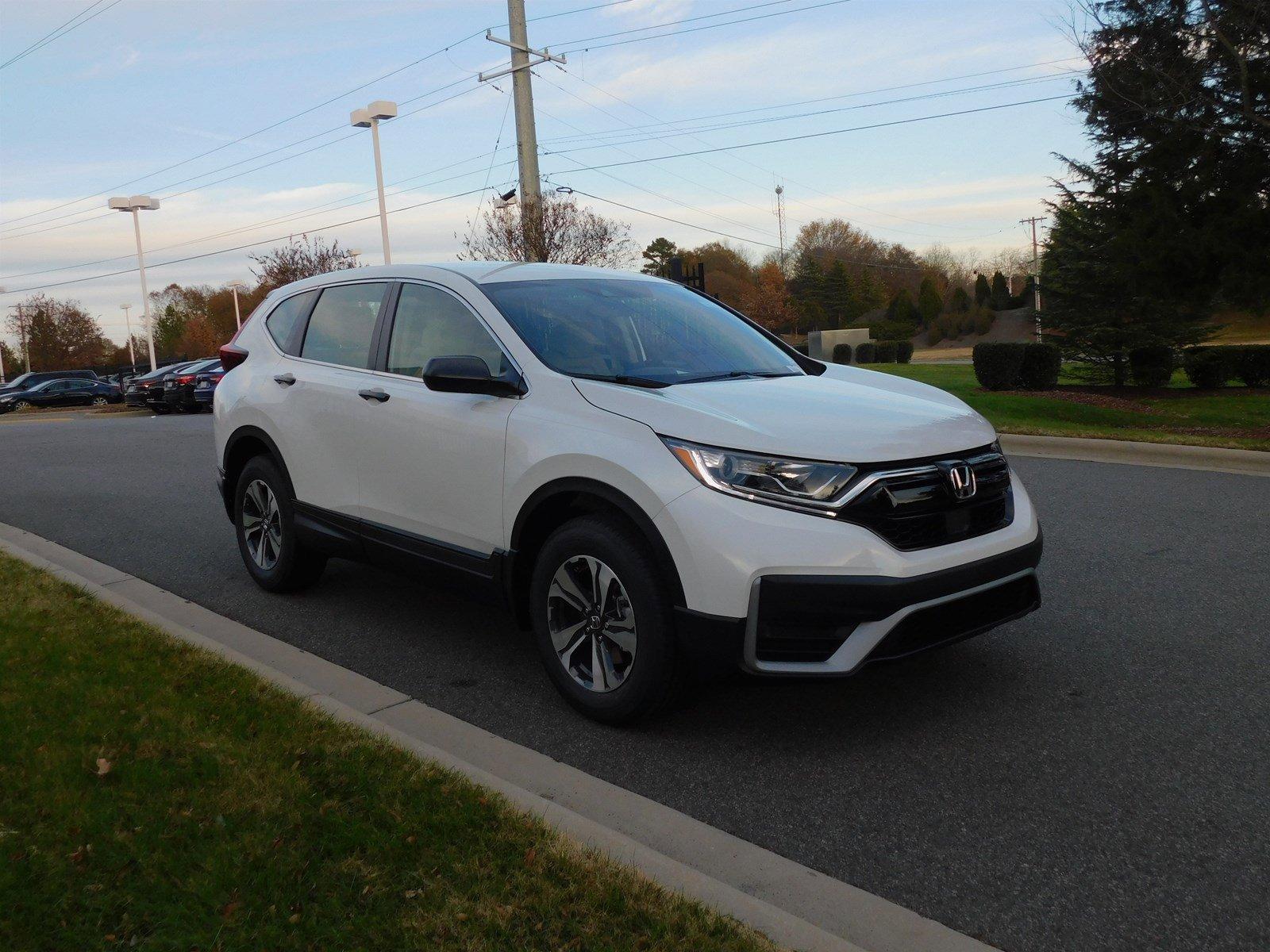 New 2020 Honda CR-V LX AWD
