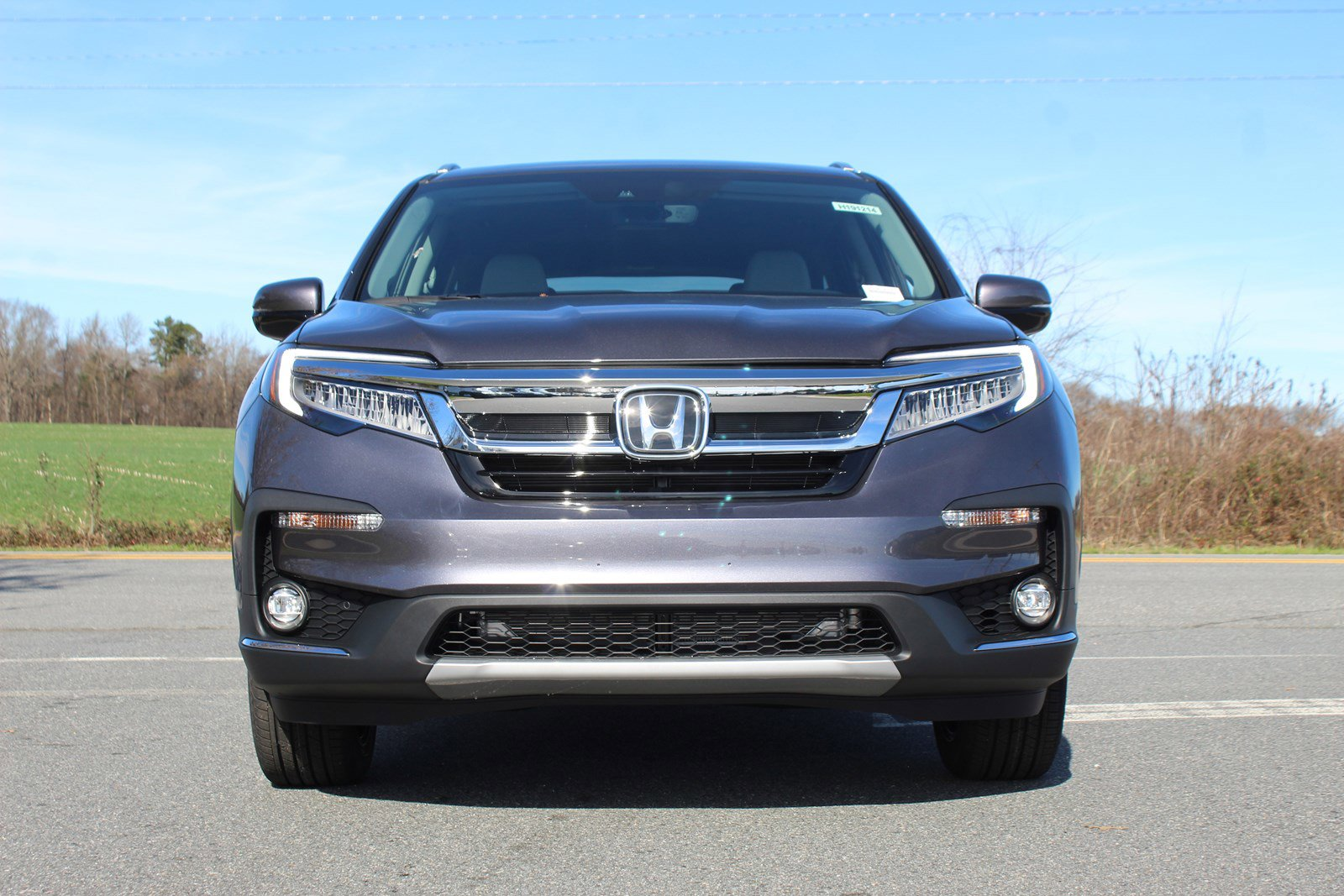 New 2019 Honda Pilot Touring 8-Passenger AWD