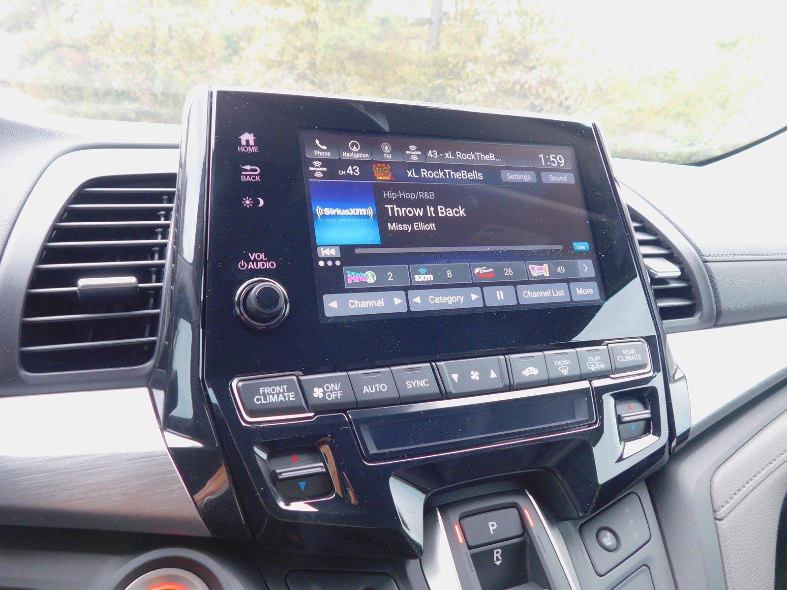 New 2020 Honda Odyssey EX-L w/Navi/RES Auto
