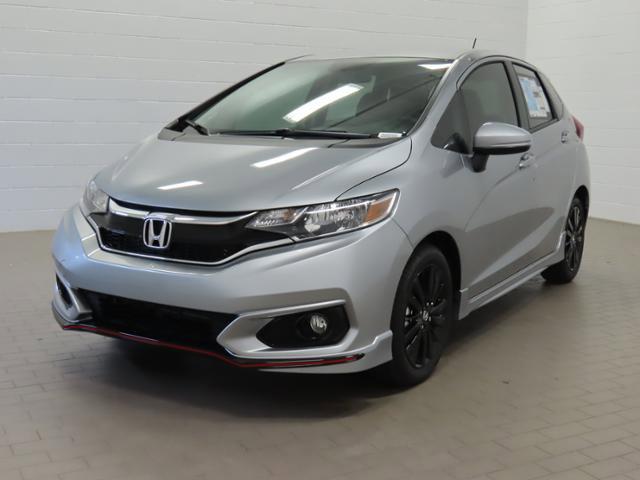 New 2020 Honda Fit Sport