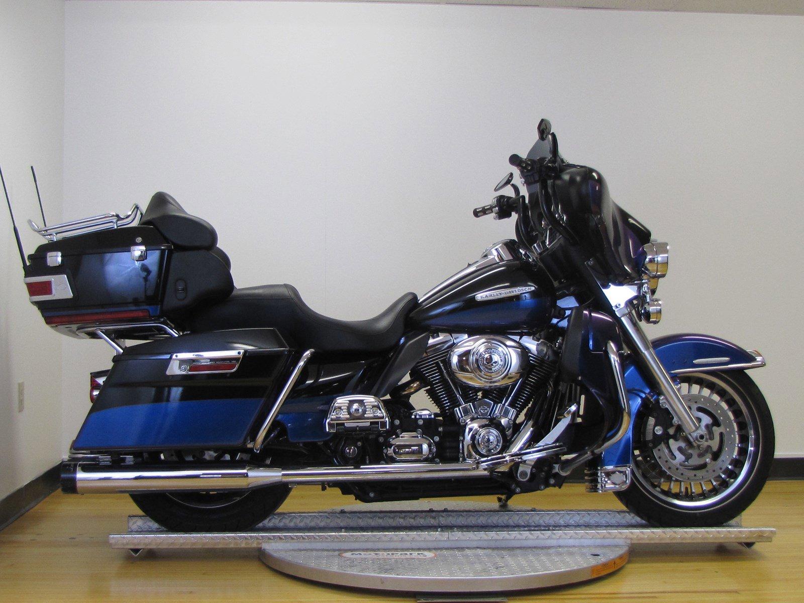 Pre-Owned 2010 Harley-Davidson Ultra Limited FLHTK