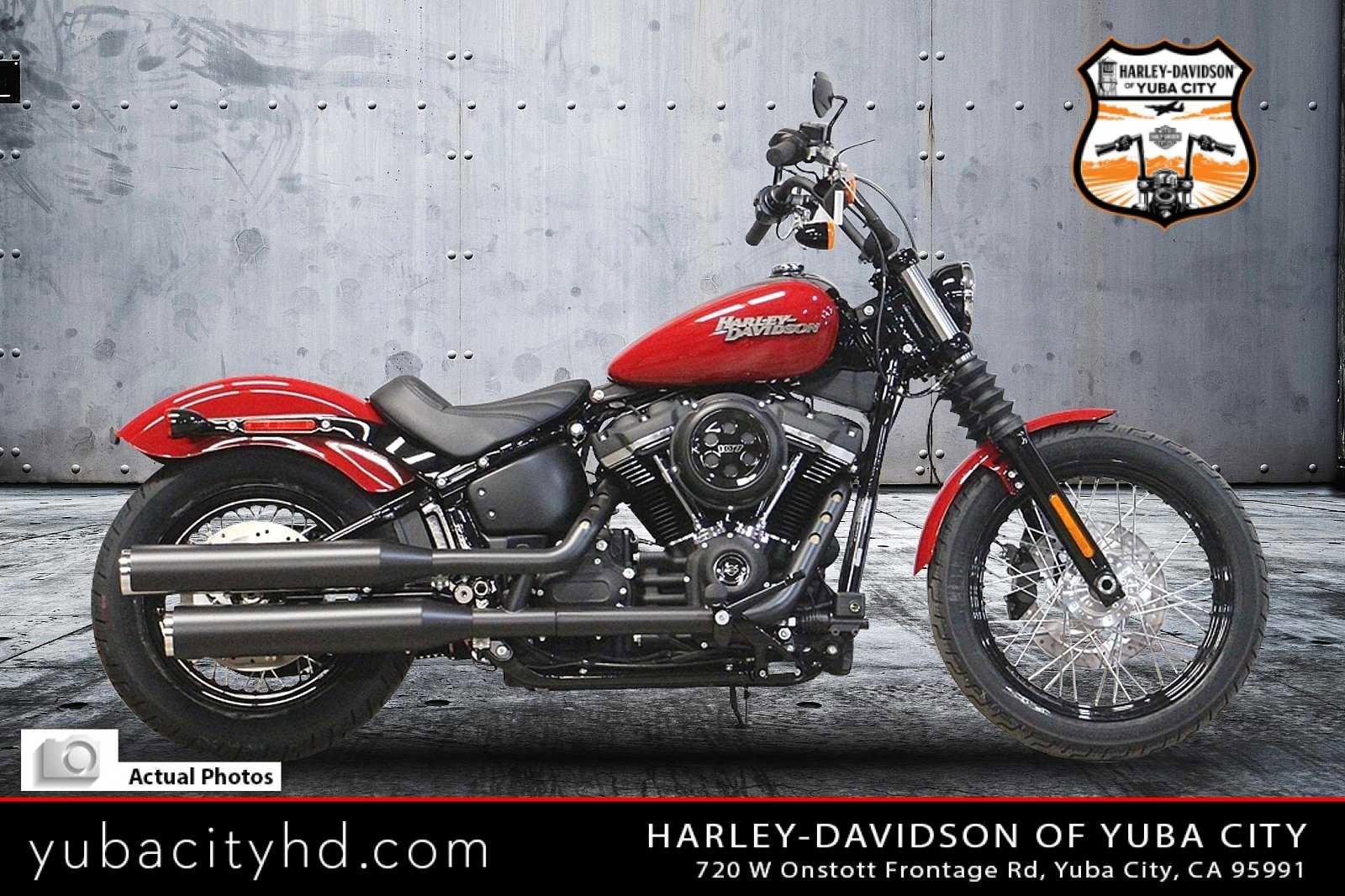 2020 Harley-Davidson Street Bob