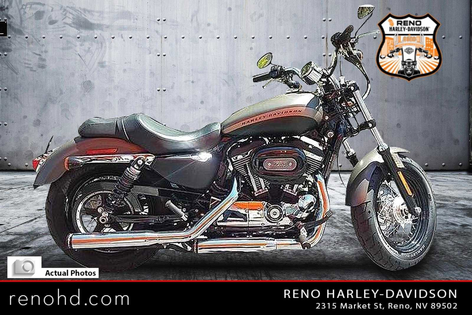 2019 Harley-Davidson XL1200C