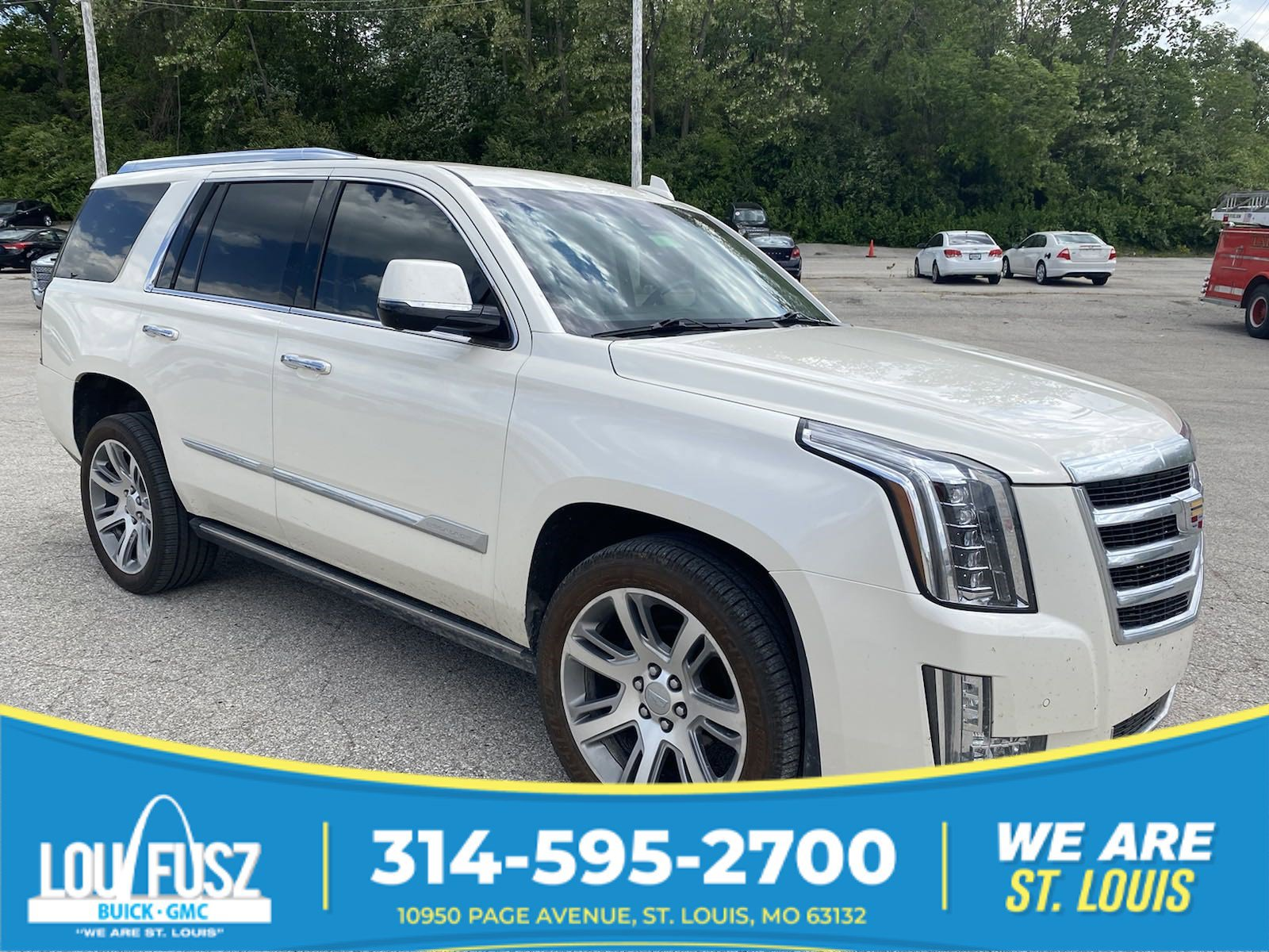 Pre-Owned 2015 Cadillac Escalade Premium 4WD Sport Utility