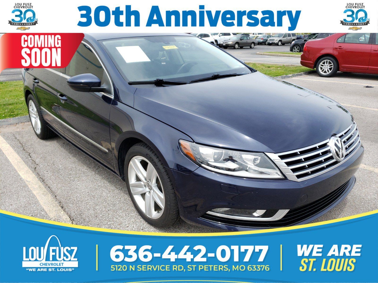 Pre-Owned 2014 Volkswagen CC Sport FWD 4dr Car