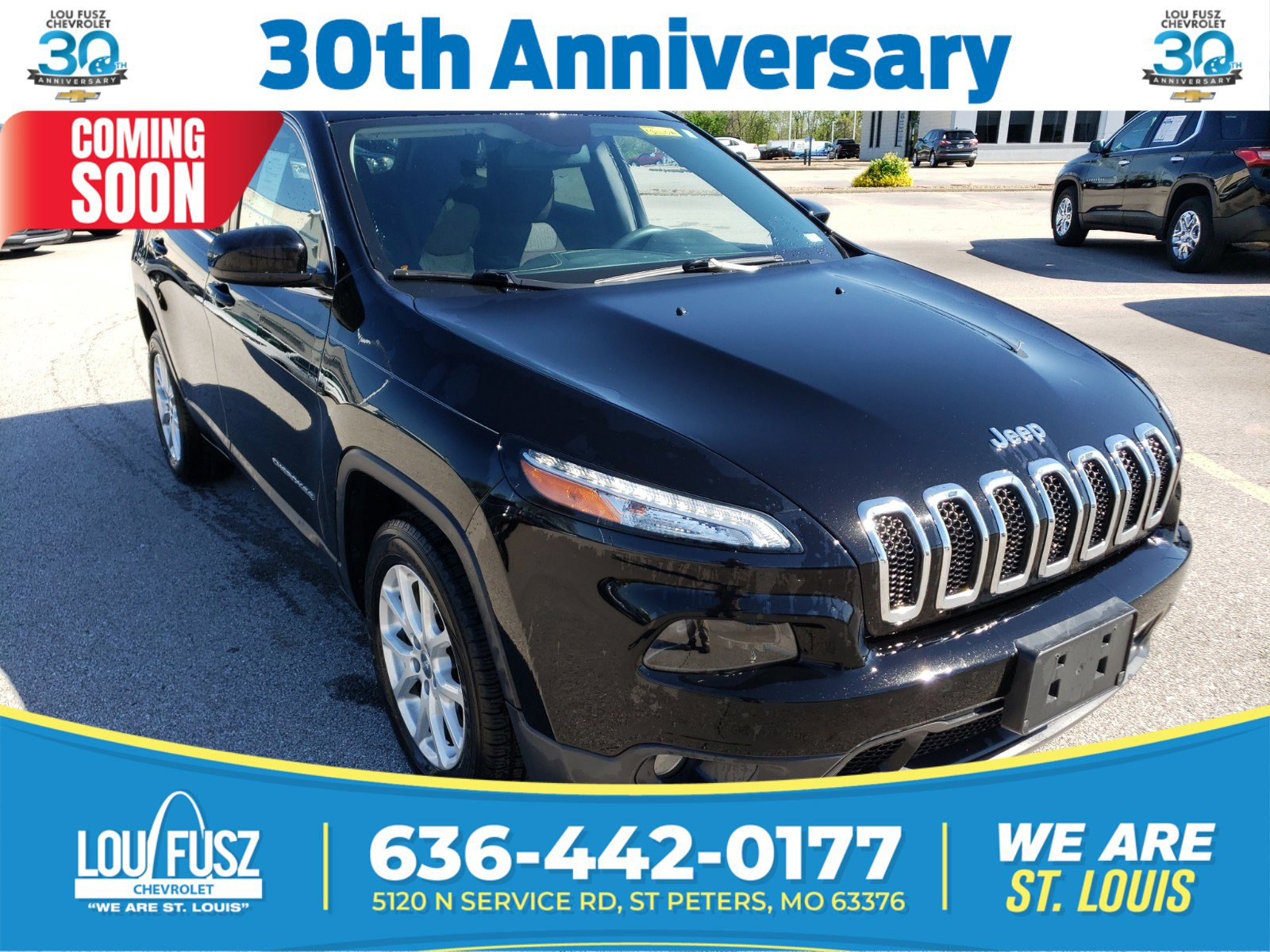 Pre-Owned 2017 Jeep Cherokee Latitude FWD Sport Utility