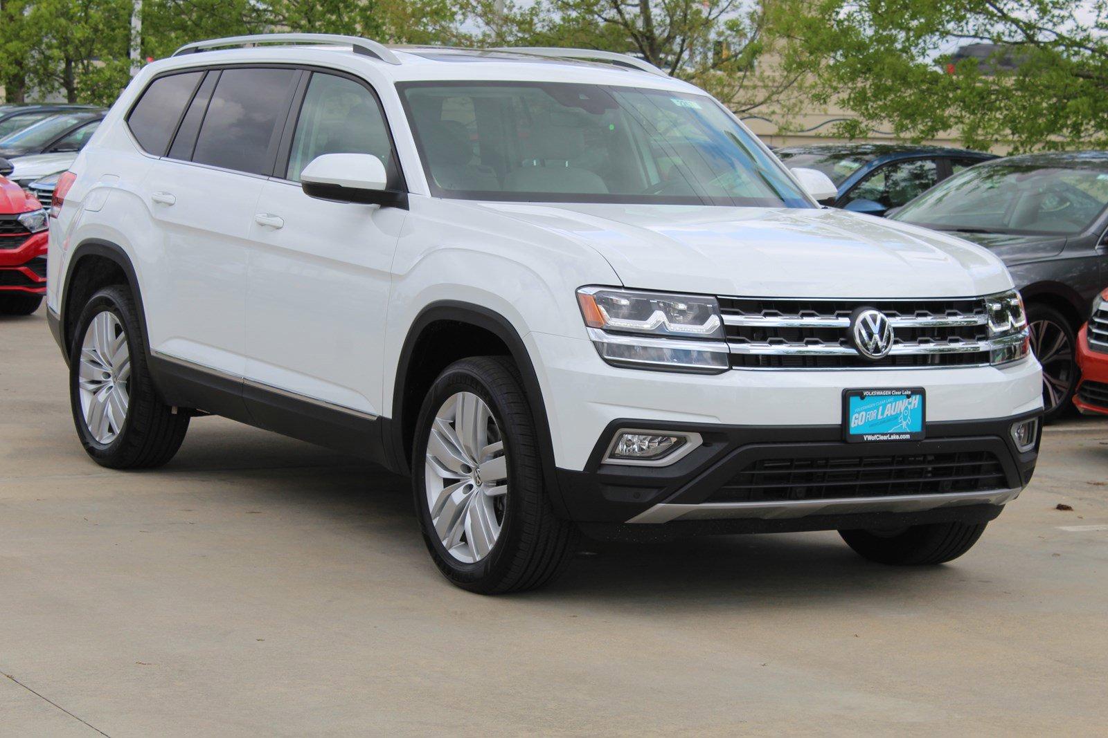 New 2020 Volkswagen Atlas 3.6L V6 SEL