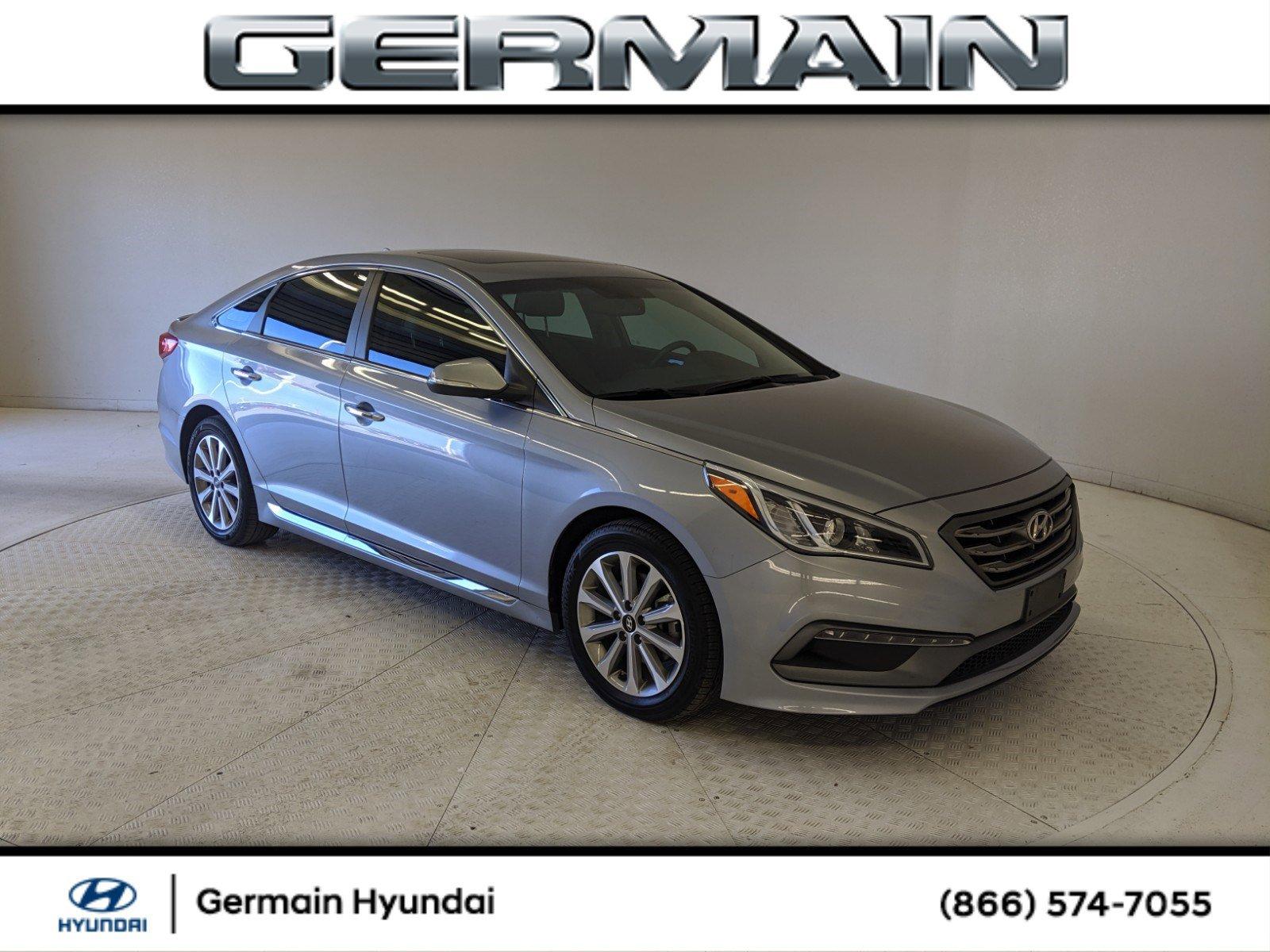 Pre-Owned 2016 Hyundai Sonata Limited