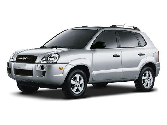 Pre-Owned 2008 Hyundai Tucson GLS