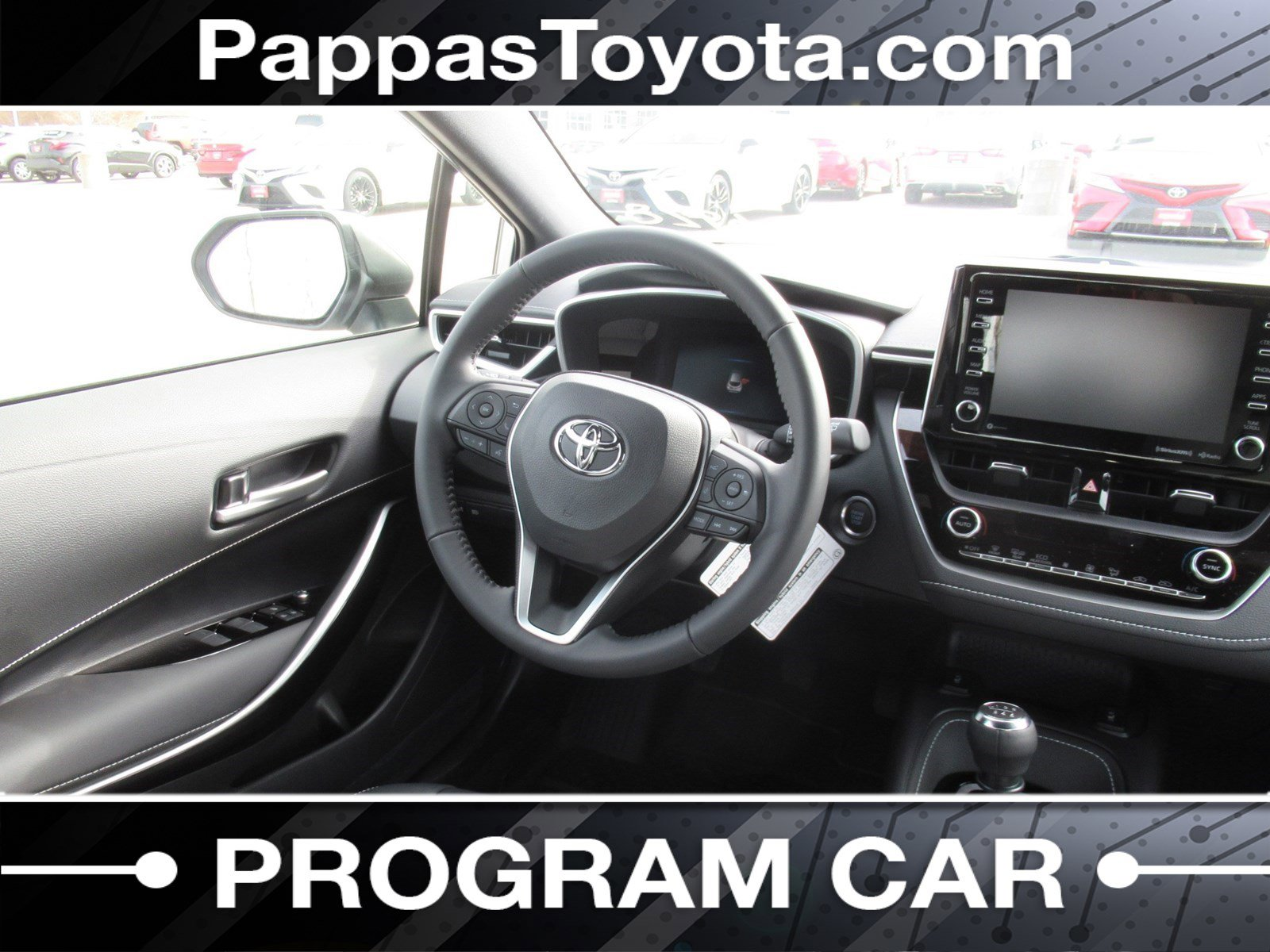 Pre-Owned 2020 Toyota Corolla Hatchback XSE