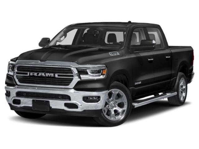 NEW 2021 RAM 1500 BIG HORN® CREW CAB 4X4 5'7