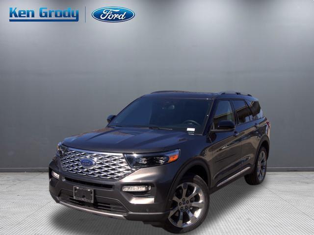 New 2020 Ford Explorer Platinum