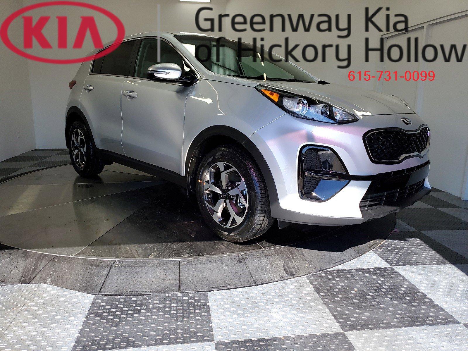 New 2021 Kia Sportage LX