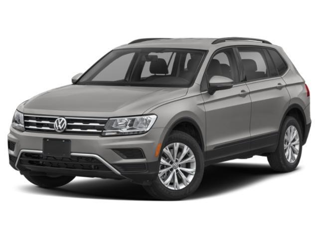 New 2021 Volkswagen Tiguan S FWD