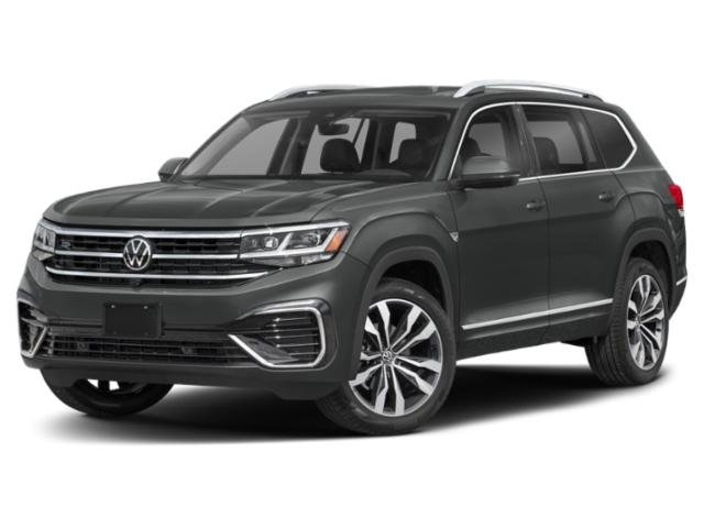 New 2021 Volkswagen Atlas V6 SE with Technology FWD Small SUV 2WD