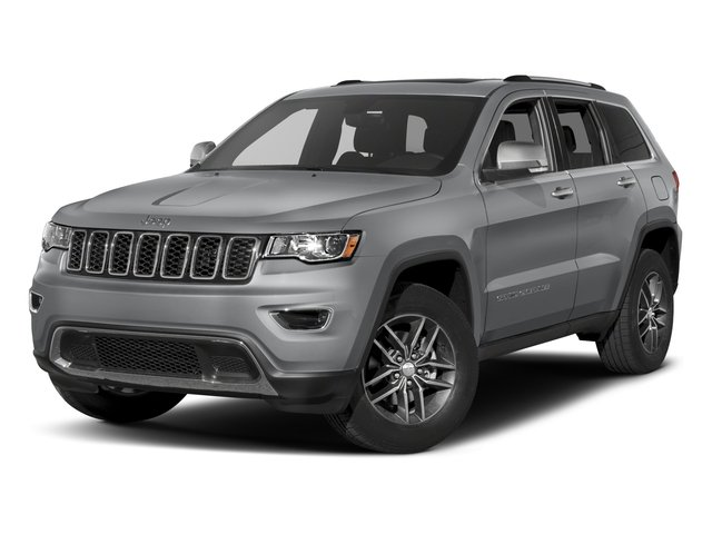 Pre-Owned 2017 Jeep Grand Cherokee Limited 75th Anniversary Edition 4WD Sport Utility