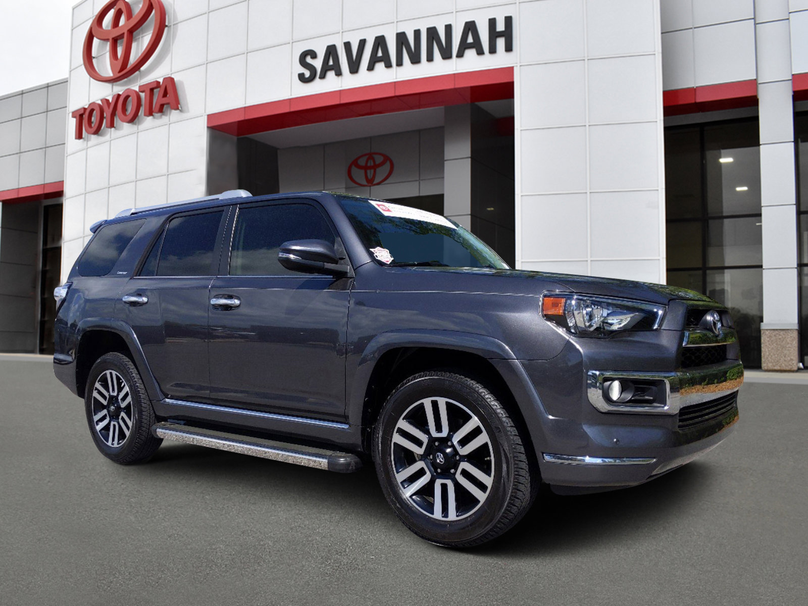 Certified Pre-Owned 2017 Toyota 4Runner Limited