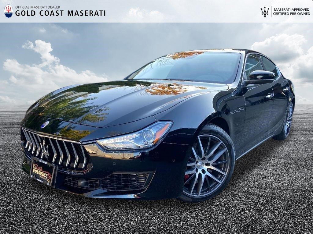 Certified Pre-Owned 2020 Maserati Ghibli S Q4