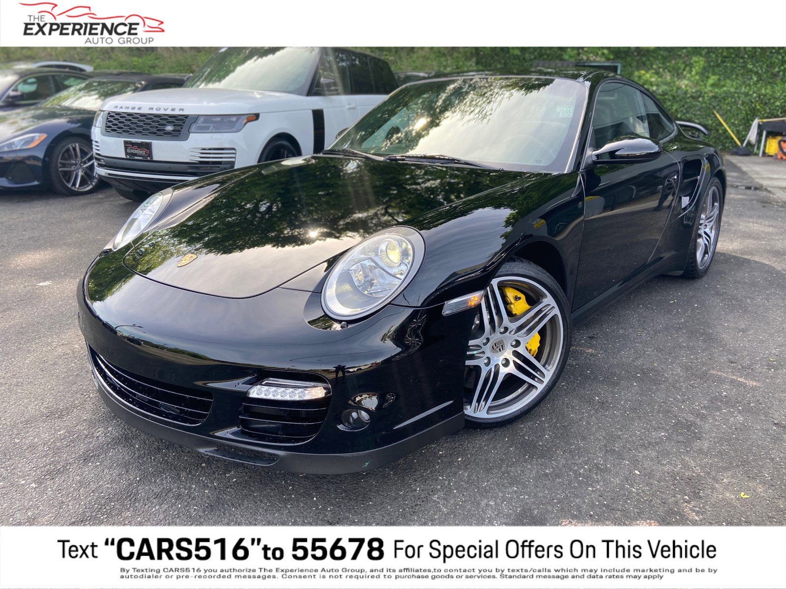 Pre-Owned 2007 Porsche 911 Turbo