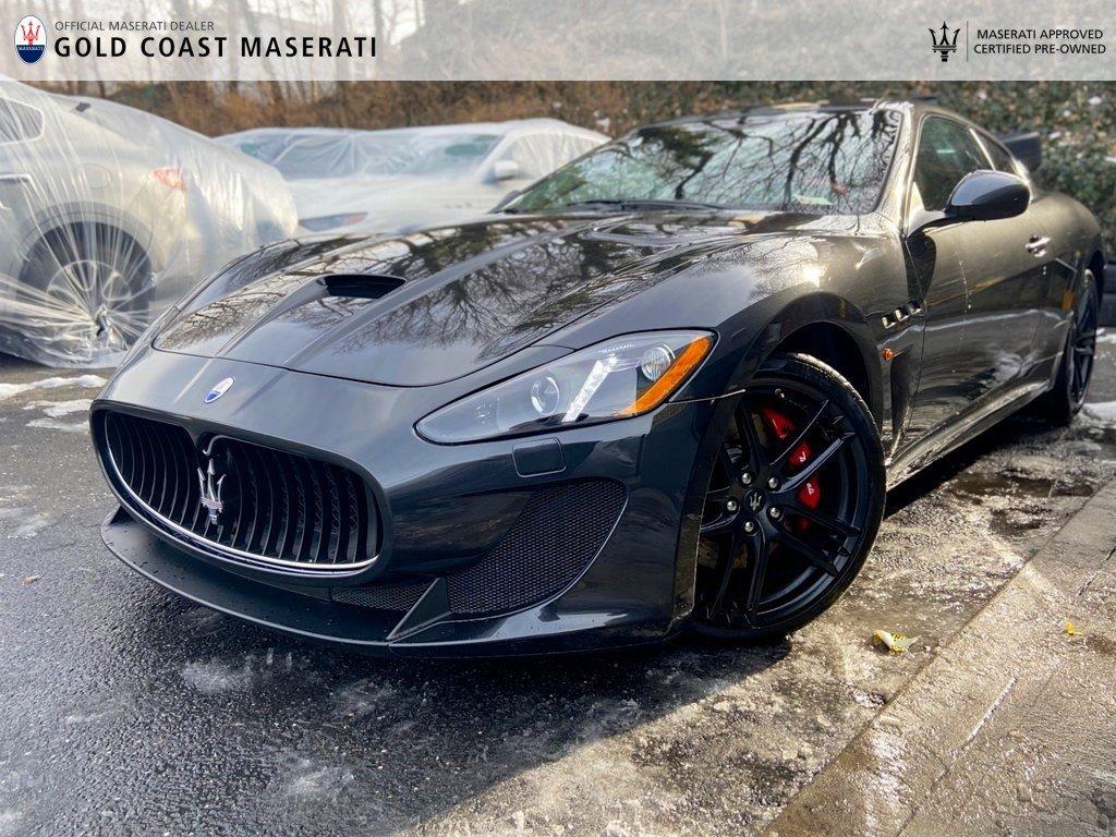 Certified Pre-Owned 2017 Maserati GranTurismo MC