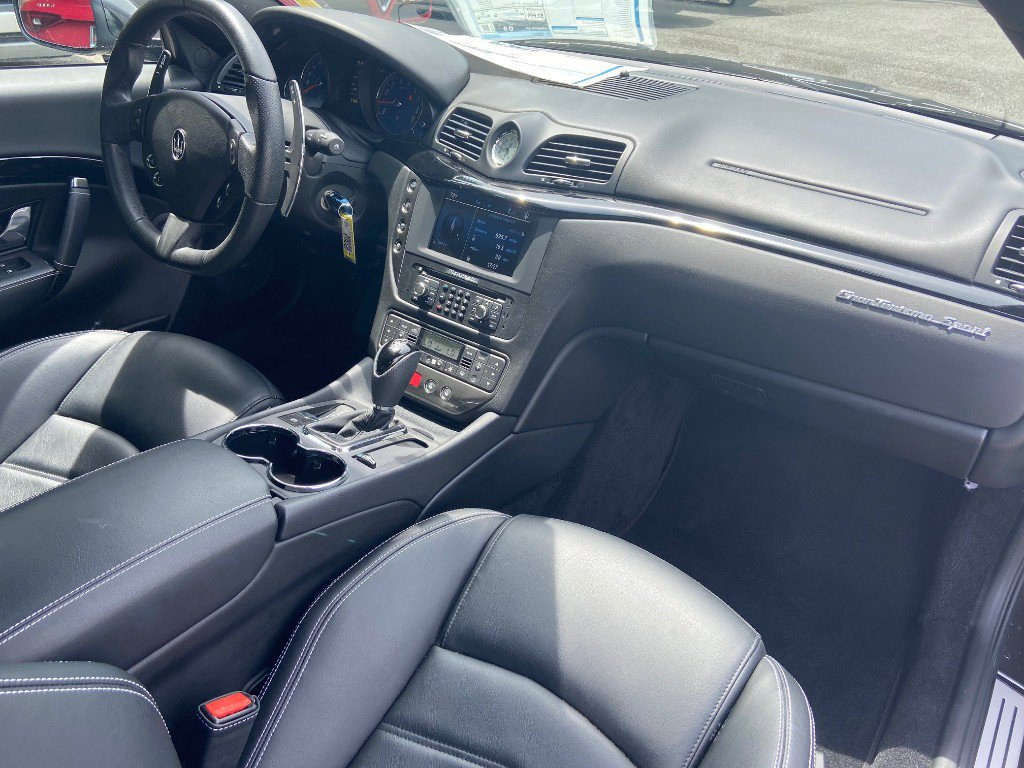 Certified Pre-Owned 2017 Maserati GranTurismo Sport