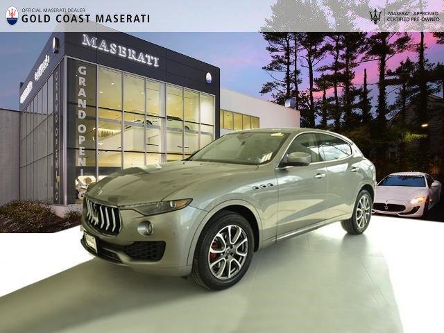 Certified Pre-Owned 2019 Maserati Levante