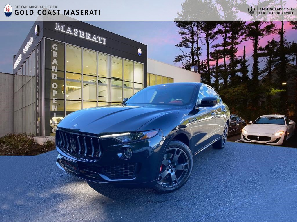 Certified Pre-Owned 2020 Maserati Levante