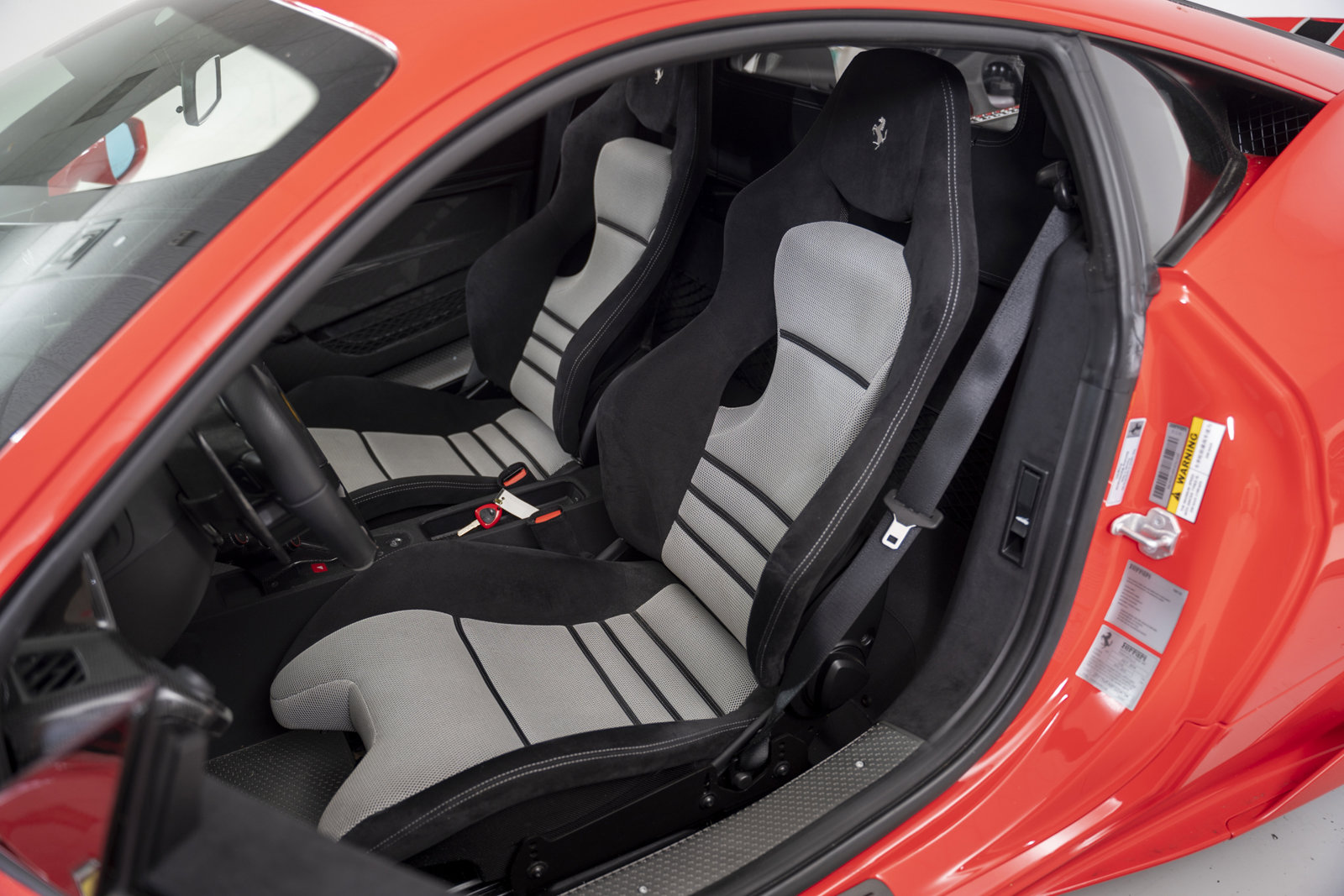 Certified Pre-Owned 2015 Ferrari 458 SPECIALE