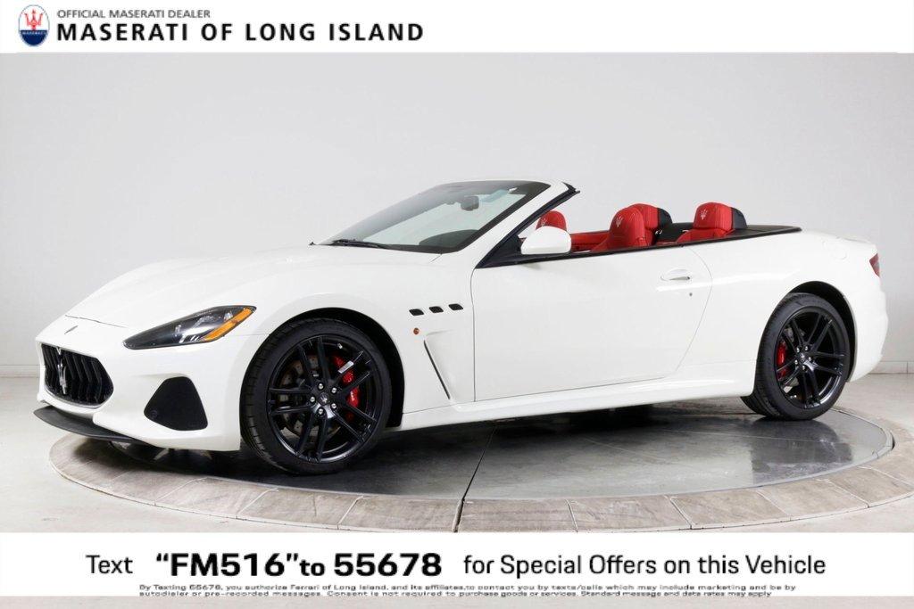 New 2019 Maserati GranTurismo Convertible MC