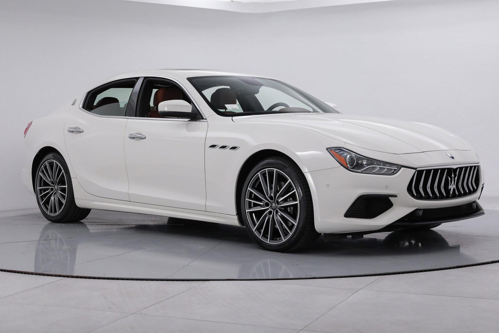 Certified Pre-Owned 2020 Maserati Ghibli
