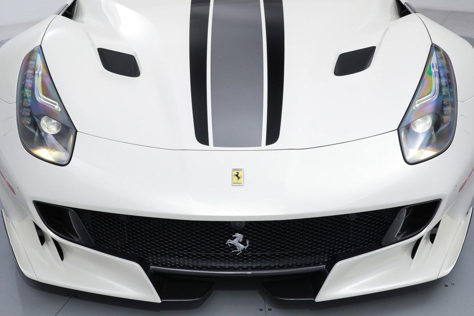 Certified Pre-Owned 2017 Ferrari F12 TDF
