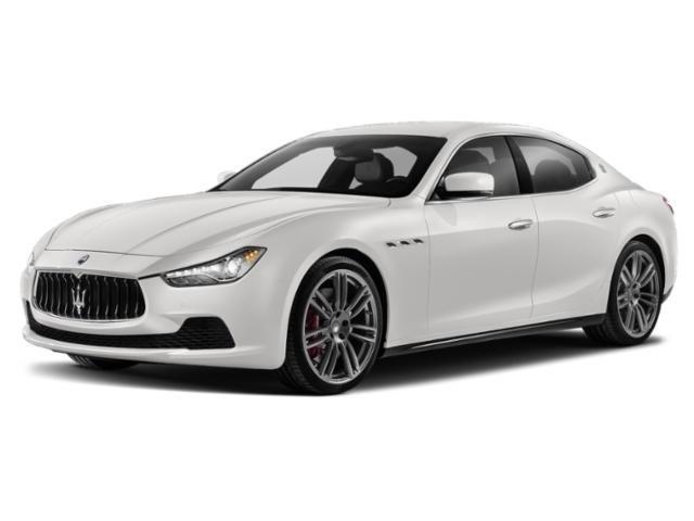 New 2020 Maserati Ghibli
