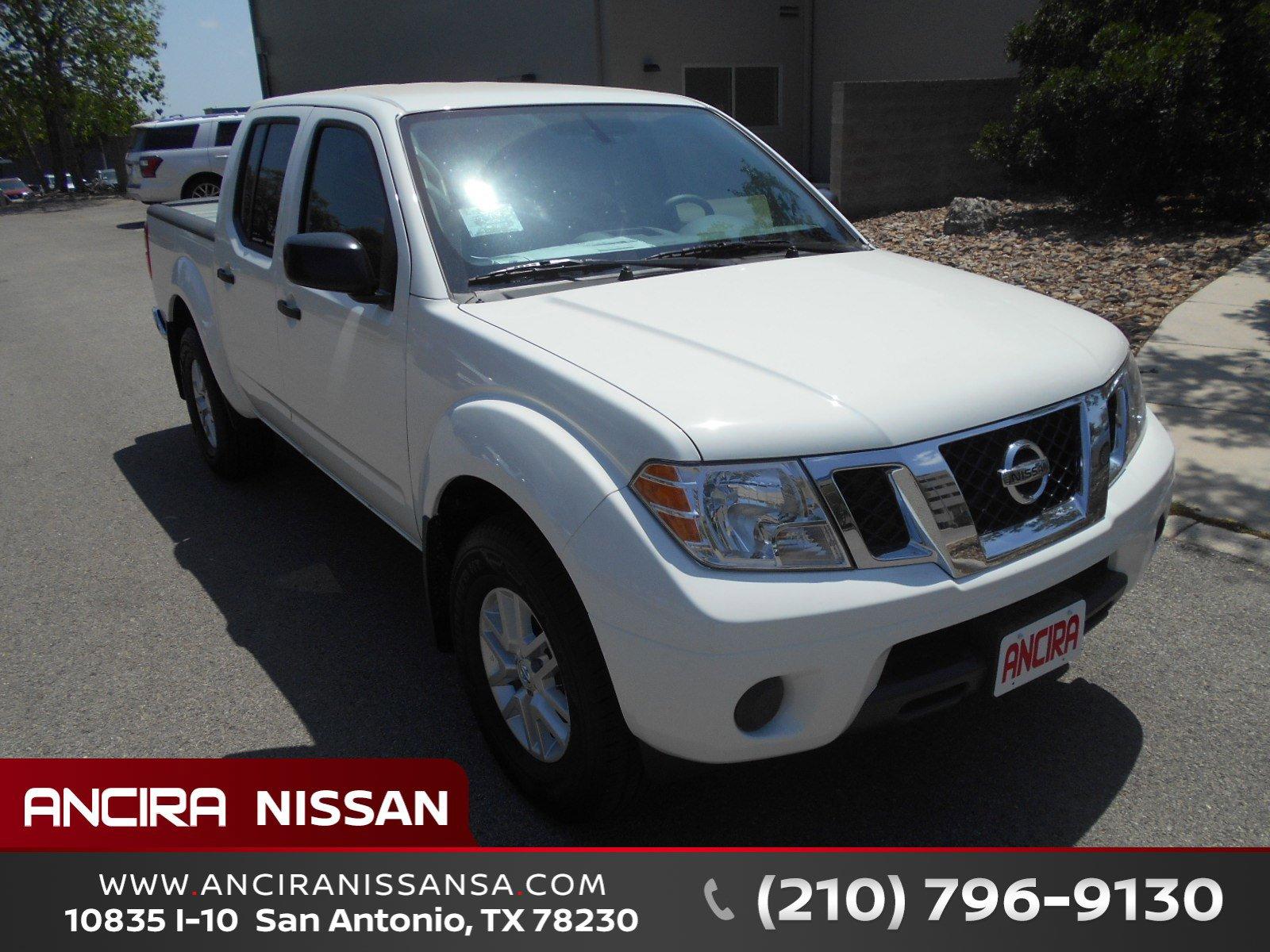 New 2021 Nissan Frontier SV